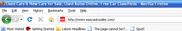 EasyAutoSales Title Tag for SEO Training