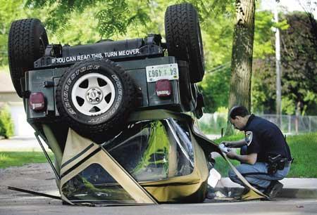 Get rid of upside down car loan