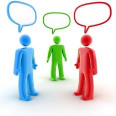 Have a conversation!