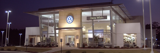 Steve White VW Audi Dealership - Greenville, SC